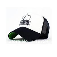 Non-mainstream hat sun-shading mesh cap male truck cap women's truck cap