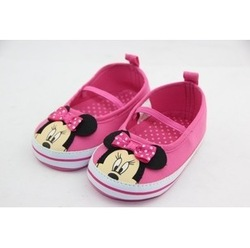 Hot-sale 2013 Baby Girls&#39; Shoes Classical Cute Cartoon Animal Pattern First Walkers Anti-skid Infant&#39;s Fahion First Shoes(China (Mainland))