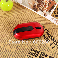 Free Shipping Personality 2.4GHz USB 10m Wireless Optical Mouse Mice ES103