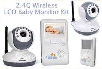 New 2.4G Wireless Baby Monitor IR Camera Home security surveillance Freeshipping