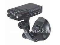 Free shipping Original P5000 HD 720P 140degrees Wide Angle Car DVR Video Recorder