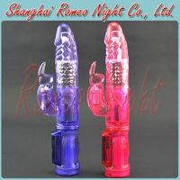 Wholesale 8 Pieces, Passion Rabbit, Pink & Purple Jack Rabbit Vibrators, 12 Speeds Waterproof Vibrator,  Vibration Massager
