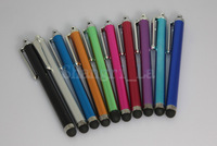 Universal Capacitive Stylus Touch Pen for iPhone/iPad Tablet PC Cellphone 200pcs/lot  free shipping