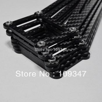CS016-updated 3mm thick  FREEFLY CINESTAR LANDING GEAR 1set 3pairs