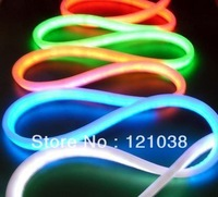 RGB holiday decoration string of lights tube lights lantern outdoor decoration waterproof
