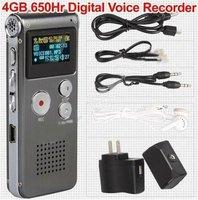 NEW 4GB Digital Recorder MP3 Player Free shipping