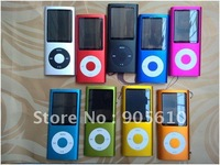 5th 32G 2.2 LCD MP3 MP4 player Camera Scroll Wheel 1.3MP Camera Fashionable Free shipping