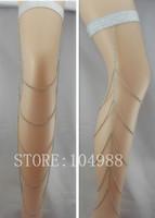 2014 FREE SHIPPING New arrival! Europe Fashion Women Decorative leg chain body chain leg necklace jewelry