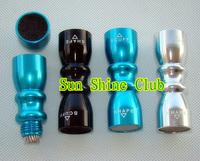 Cone-shape Pool Billiard Cue Stick Tip Tool Shaper Scuffer Tapper/Tip Prick snooker cue stick accessories