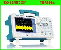 Hantek DSO5072P Digital storage oscilloscope 70MHz 2Channels 1GSa/s 7'' TFT LCD