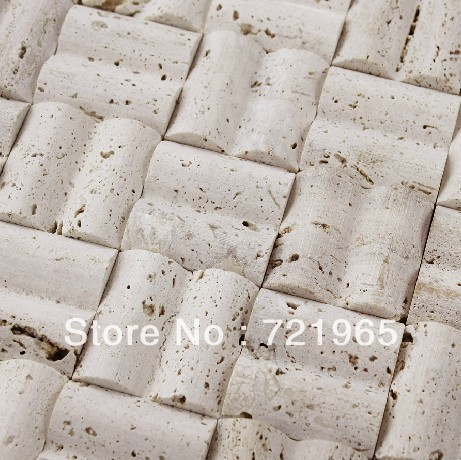 Discount Granite Tile : tile bathroom tiles glass mosaic STMT003 wholesale stone marble tile ...
