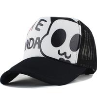 Summer sun-shading truck cap male women's hat truck cap mesh cap hat