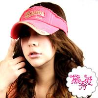 Hat female summer baseball cap sunbonnet sun hat sun visor big hat li