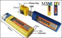 720*480 30fps Mini DV Lighter Hidden Camera Cam Video Recorder FREE SHIP