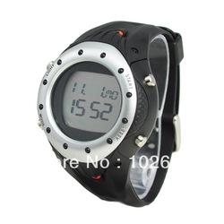 Free shipping Healthy Living Sport Watch Heart Rate Monitor/ Heart Rate Chest Belt HRM(China (Mainland))