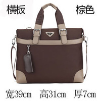 Commercial 2013 man bag fashion oxford fabric bag shoulder bag messenger bag canvas bag handbag briefcase  ,Free shipping