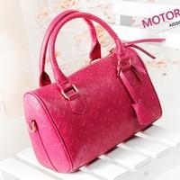 New brand!! Summer fashion handbag 2013 women's candy color handbag messenger bag bucket bag all-match