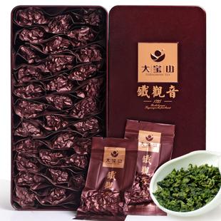 Tieguanyin anxi tieguanyin luzhou-flavor super tieguanyin new tea buy one get one free gift box