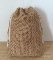 "SIZE:4""X6""(10.2X15.2CM), FREE SHIPPING BY EMS,JUTE DRAWSTRING BAG,BURLAP BAG,JUTE POUCH,CUSTOMIZED BAG AND LOGO ACCEPTABLE"