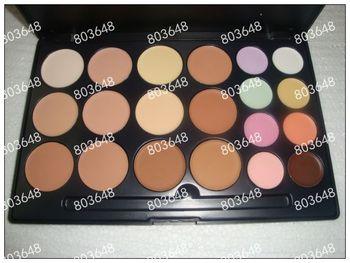 Best selling NEW Makeup 20 Color Camouflage Concealer Palette (2PCS/LOT)
