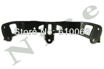 Black Front Upper Fairing Stay Bracket For Kawasaki ZX 636 2005 2006 2007 2008 motorcycle Headlight Bracket