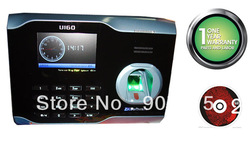 Biometric Fingerprint Attendance Time Clock +TCP/IP +USB, ZKSoftware U160 HSAS0134(China (Mainland))