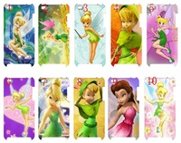 New skin design Tinkerbell Tink case hard back cover for ipod touch 4 4th 4G 10PCS/lot+free shipping