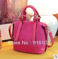 2013 New Arrival high quality Fashionable joker frosted double belt single shoulder bag,Women bags wholesale,Z-206 Free shipping