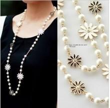 wholesale daisy necklace