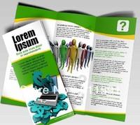 A4 Paper Flyer,Leaflet