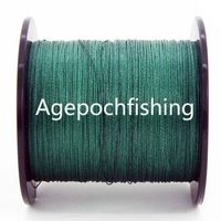 Big discount&Free shipping .  Top Quality braided fishing line 300m 20lb green