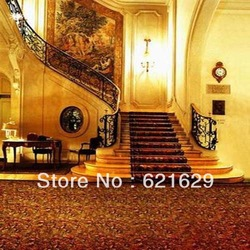Gorgeous interior home 10'x10' CP Computer-painted Scenic Photography Background Photo Studio Backdrop HY-C-2339(China (Mainland))