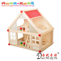 Model little girl 3 - 7 gift wooden