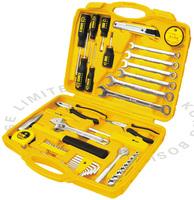 free shipping BOSI brand new 50pc mechanics tool set,china top ten brand