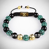 2013 New Arrived European and American popular new style Lady High-grade bracelet,Girls color beads bracelets 5pcs/lot