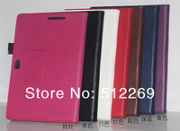 Folio PU Leather Case For ASUS VivoTab Smart ME400C 10.1 inch 50pcs/lot + Fast Shipping
