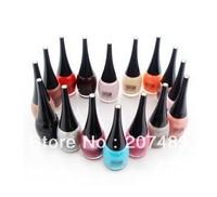 24 Colors 13ML charm Neon Nail Art Polish Nail gel Varnish art decorations care beauty make up