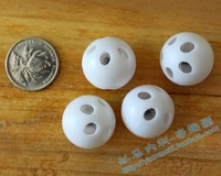 Toy accessories diy handmade materials dolls small ring ball ,price for 100pcs