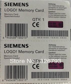 Hot sale! Wholesale New Original SIEMENS LOGO Memory card 6ED1 056-1DA00-0BA0/6ED1-056-1DA00-0BA0/6ED1056-1DA00-0BA0(China (Mainland))