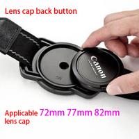 Free shipping C4 suspenders buckle lens cover Camera Lens Cap Holder for 72 mm/77 mm/82 mm Lens