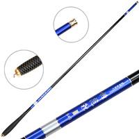 Viraemia 120-metre-tall 5.4 carbon ultra hard ultra-light ultrafine taiwan fishing rod fishing rod