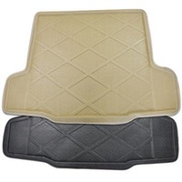 Free Shipping!!HIGH Quality 3D car WATERPROOF trunk mat special rear mats for CHEVROLET CRUZE