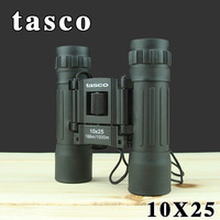 Tasco 10x25 glass optical telescope binoculars