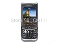 Free Shipping & Original BlackBerry Torch 2 9810 GPS WIFI 5MP QWERTY Keyboard Unlocked Mobile Phone Free Shipping