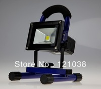 10W Portable LED Flood Light Rechargeable (5hours working time from fully charged)