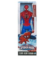 Free Shipping An Amazing Spider-Man Movie Spiderman 30CM Ultra Action Figure Toys Retail Box T-018