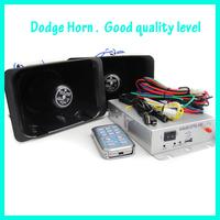 AS9300  Power Car alarm Security system 400w  / dodge horn  /Speaker alarm/18Tone /car security/ Manufacturer