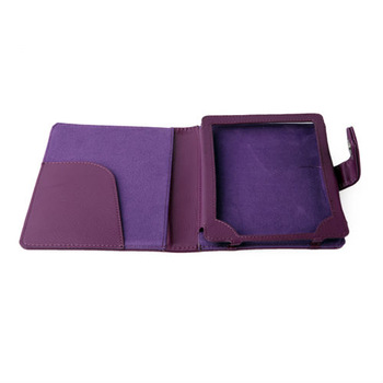 Flip leather case Kindle Touch Cover For Amazon touch E-Book free shipping