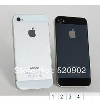 Make your phone Like 5 5G New Style Matte Glass Back Cover Housing Replacement For iPhone4S 4S Free Shipping