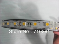 DC12V, 14.4w/m IP20 non waterproof  5050 led strip light